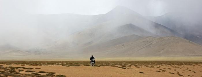 Motorcycling in Ladakh