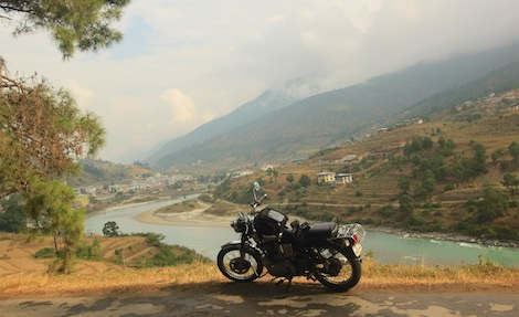 Paro to Thimphu