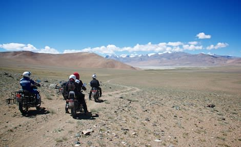 Leh to Tso Kar Lake