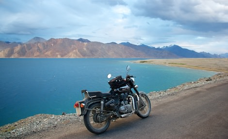 LEH TO PANGONG TSO LAKE