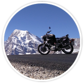 Bike tour to Sikkim
