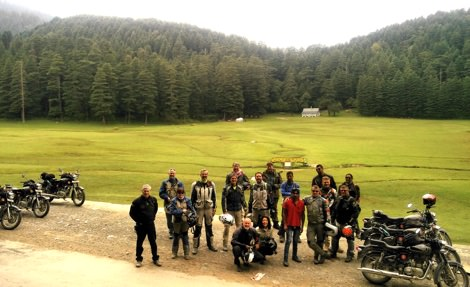Bairagarh to Dalhousie