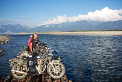 Motorcycle tour to Arunachal Pradesh in the Himalayas